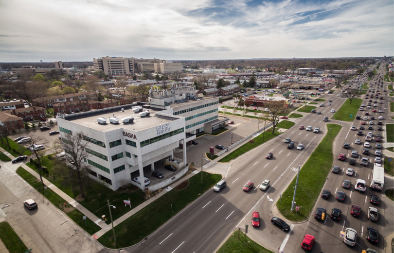 oakland hearing aid center - royal oak office building